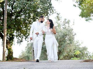 O casamento de Catarina e Miguel