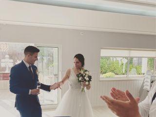 O casamento de Márcia  e Rodolfo
