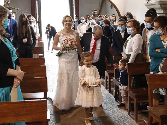 O casamento de Simão e Tânia em Santa Cruz do Douro, Baião 47