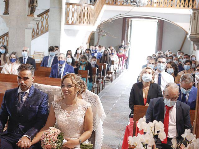 O casamento de Simão e Tânia em Santa Cruz do Douro, Baião 49