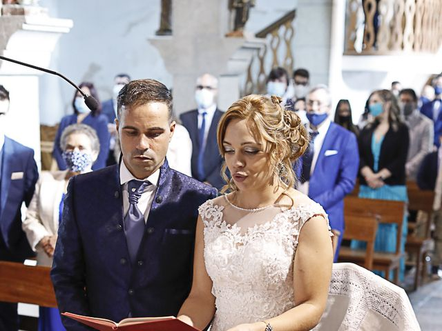 O casamento de Simão e Tânia em Santa Cruz do Douro, Baião 52