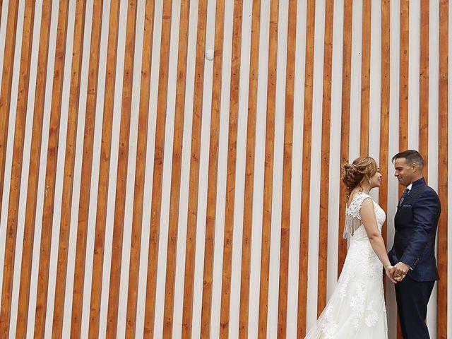 O casamento de Tânia e Simão