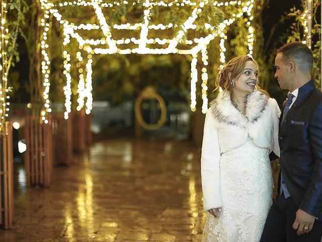 O casamento de Simão e Tânia em Santa Cruz do Douro, Baião 92