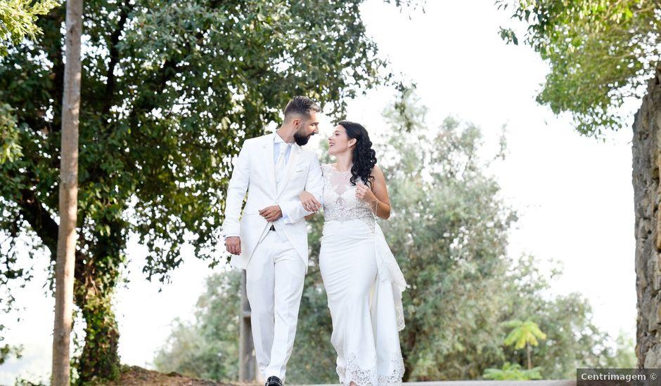 O casamento de Miguel e Catarina em Calhandriz, Vila Franca de Xira