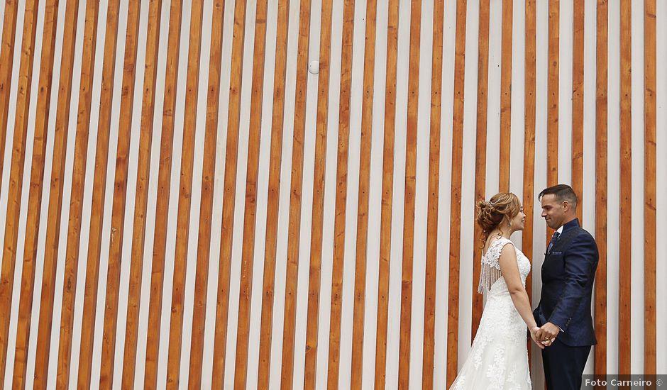 O casamento de Simão e Tânia em Santa Cruz do Douro, Baião