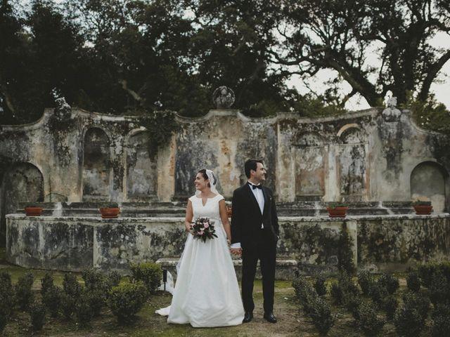O casamento de Neuza e João