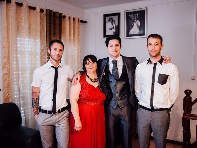O casamento de Tiago e Sandra em Praia de Mira, Mira 11