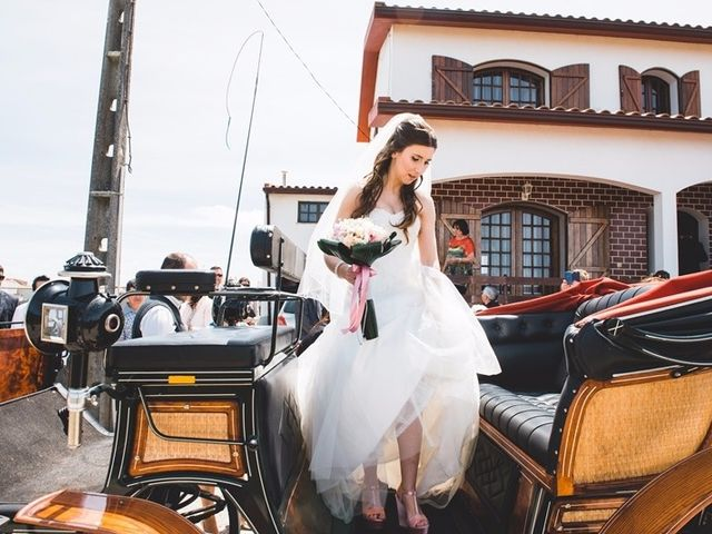 O casamento de Tiago e Sandra em Praia de Mira, Mira 51