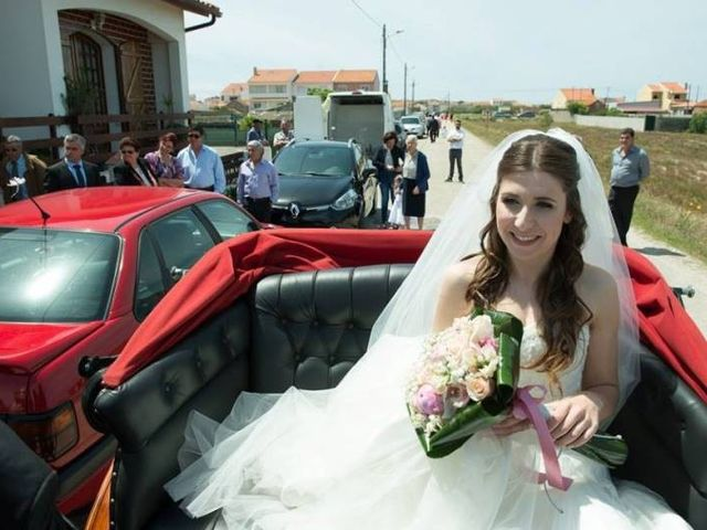 O casamento de Tiago e Sandra em Praia de Mira, Mira 52