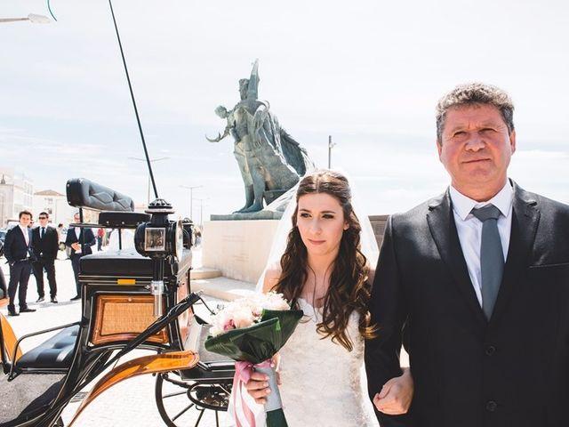 O casamento de Tiago e Sandra em Praia de Mira, Mira 55