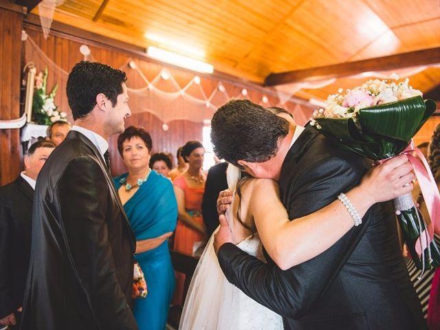 O casamento de Tiago e Sandra em Praia de Mira, Mira 60