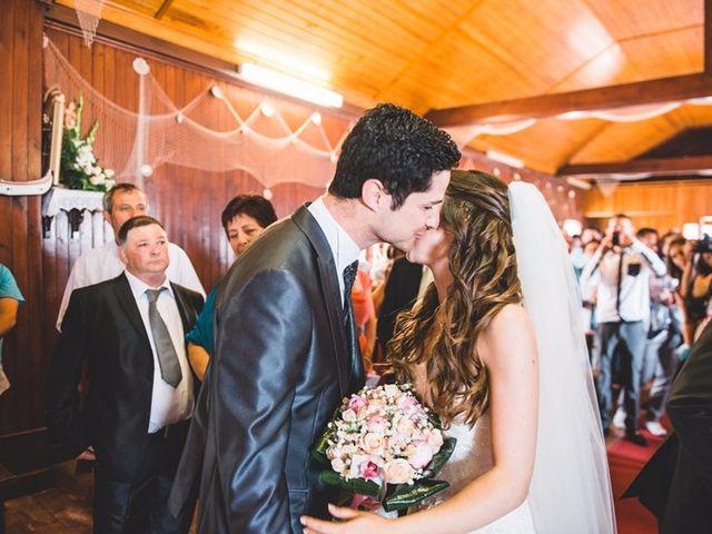 O casamento de Tiago e Sandra em Praia de Mira, Mira 61