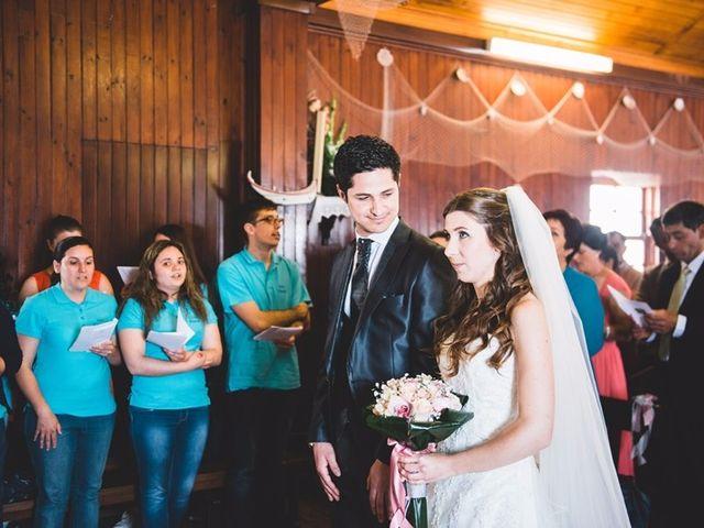 O casamento de Tiago e Sandra em Praia de Mira, Mira 62