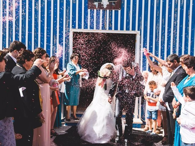 O casamento de Tiago e Sandra em Praia de Mira, Mira 72
