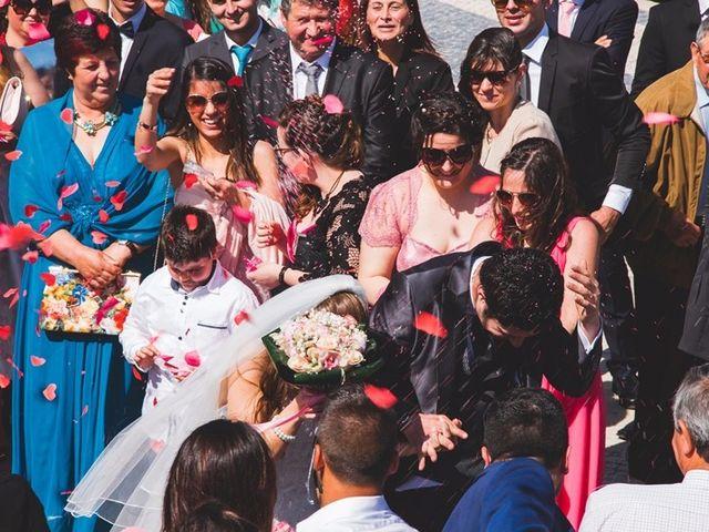 O casamento de Tiago e Sandra em Praia de Mira, Mira 73