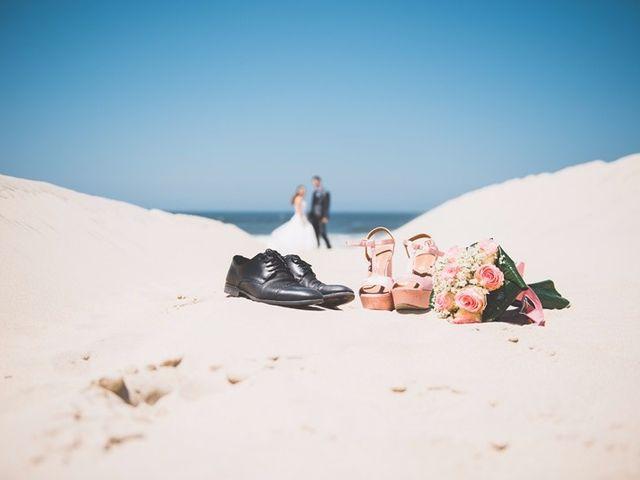 O casamento de Tiago e Sandra em Praia de Mira, Mira 75