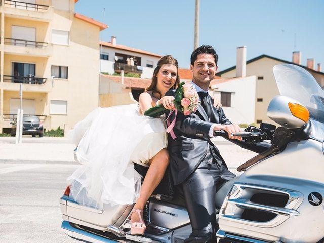 O casamento de Tiago e Sandra em Praia de Mira, Mira 78