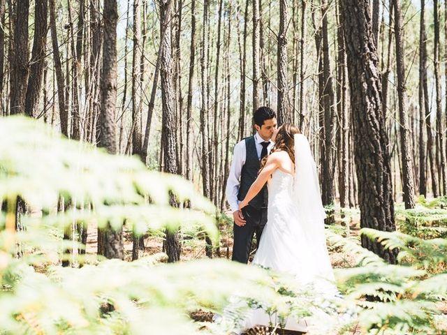 O casamento de Tiago e Sandra em Praia de Mira, Mira 2