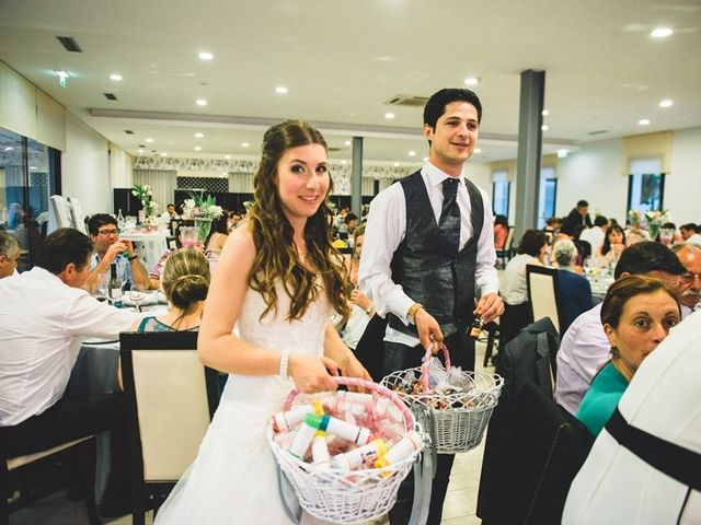 O casamento de Tiago e Sandra em Praia de Mira, Mira 90