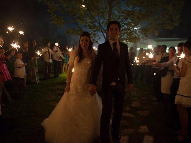 O casamento de Tiago e Sandra em Praia de Mira, Mira 95