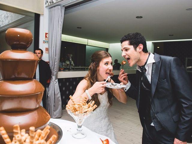 O casamento de Tiago e Sandra em Praia de Mira, Mira 99