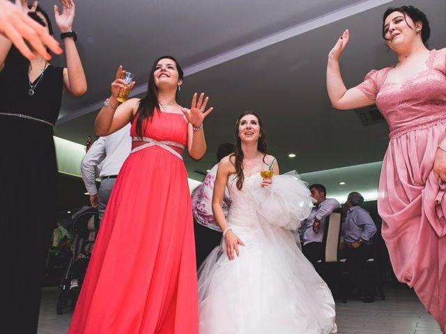 O casamento de Tiago e Sandra em Praia de Mira, Mira 110