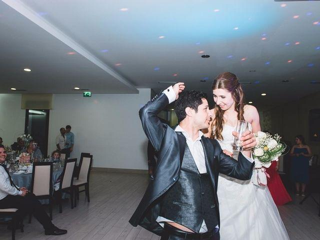 O casamento de Tiago e Sandra em Praia de Mira, Mira 115