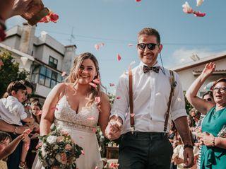 O casamento de Vânia e Cláudio