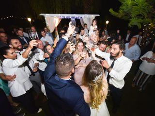 O casamento de Carla e Pedro 1