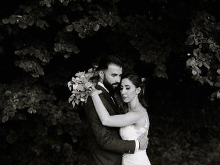 O casamento de Taciana e Camilo