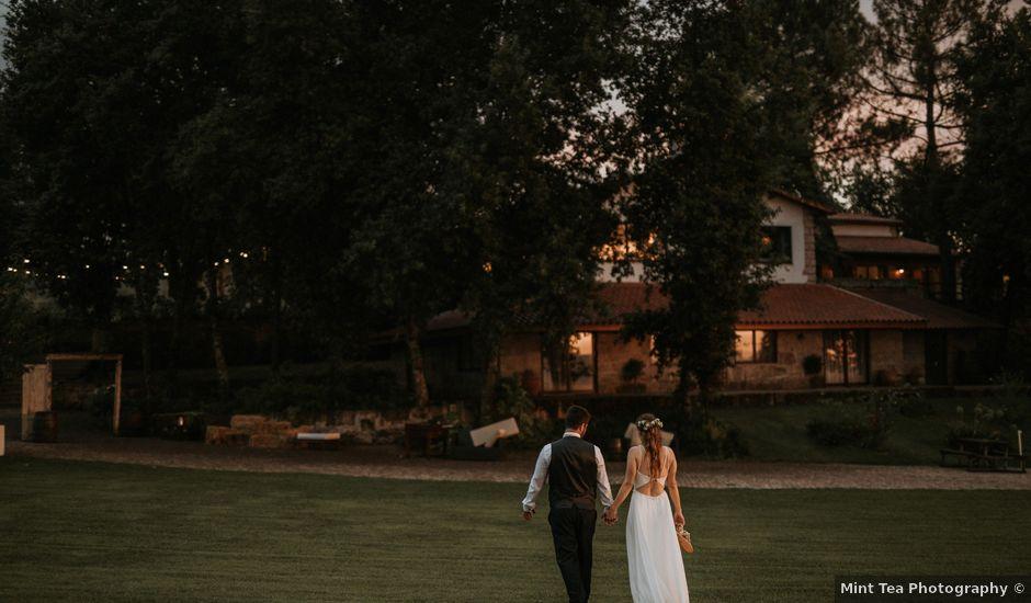 O casamento de Hugo e Carla em Penafiel, Penafiel
