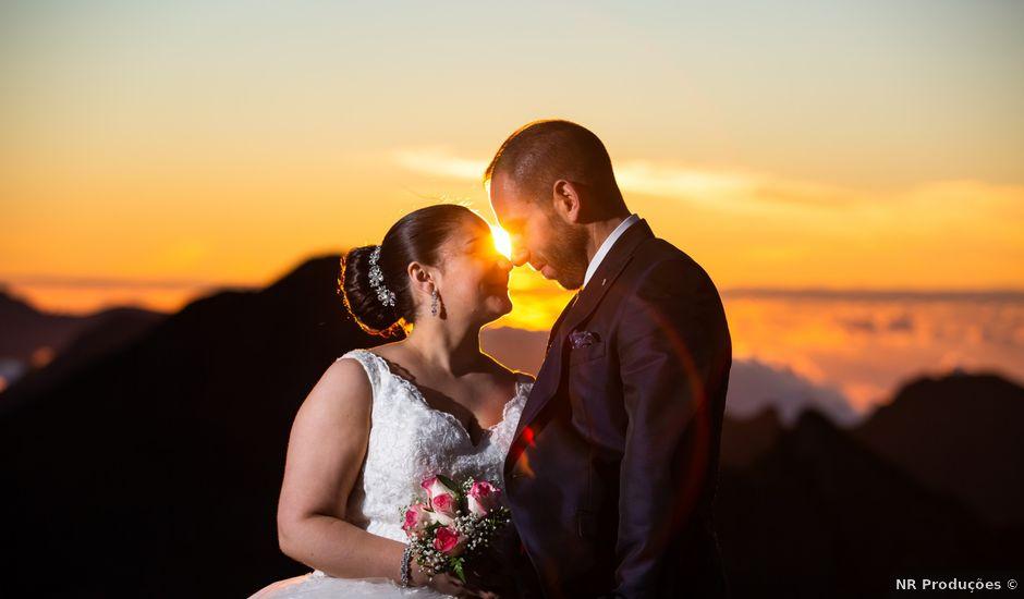 O casamento de Luciano e Catarina em Estreito Câmara de Lobos, Madeira