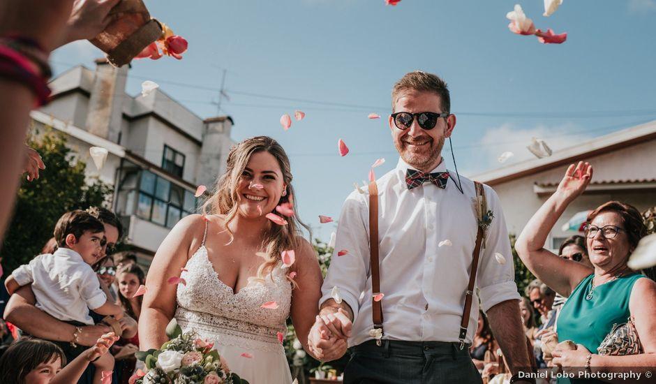 O casamento de Cláudio e Vânia em Santa Maria da Feira, Santa Maria da Feira