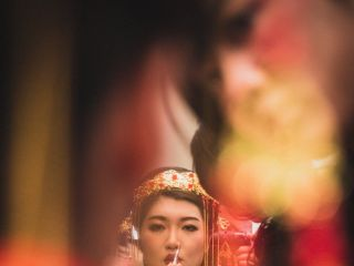 O casamento de Rainbow Zeng e Rex Shen