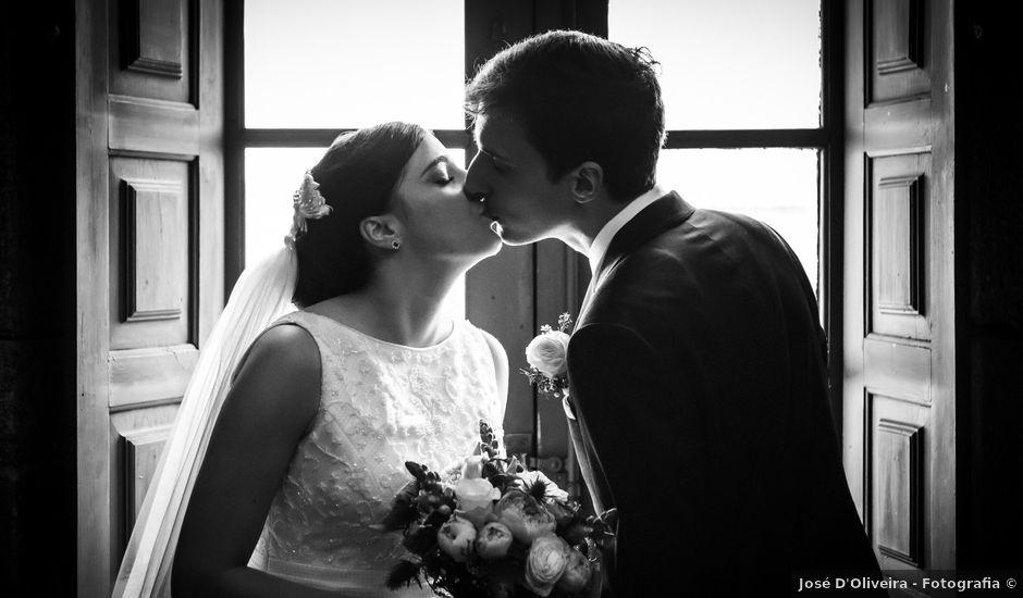 O casamento de Filipe e Mariana em Couto de Cima, Viseu (Concelho)