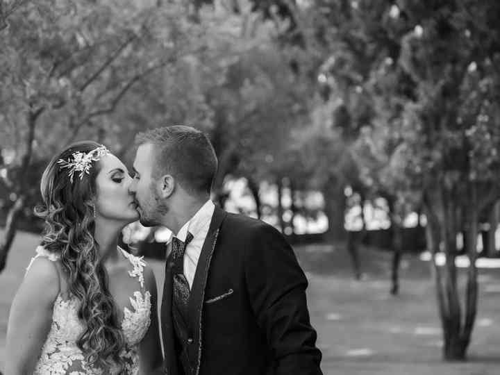 O casamento de Soraia e Bruno