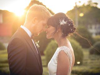 O casamento de Priscila e Mathias