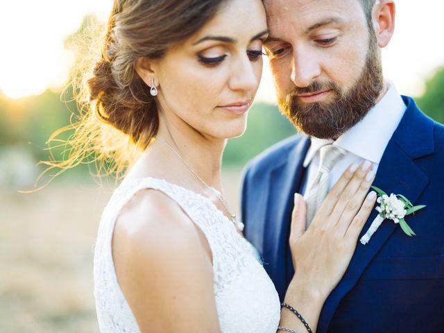 O casamento de Cátia e Ben