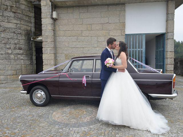 O casamento de Bruno e Beatriz em Paradela, Sever do Vouga 14