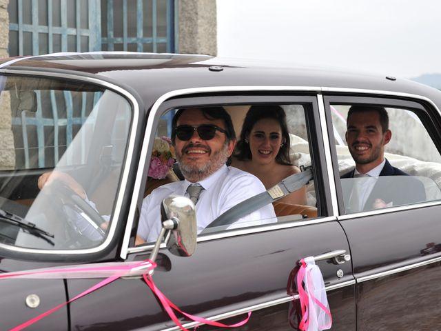 O casamento de Bruno e Beatriz em Paradela, Sever do Vouga 15