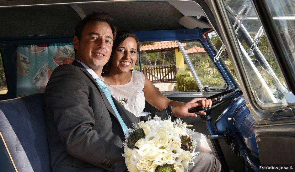 O casamento de Ruben e Catarina em Fontanelas, Sintra