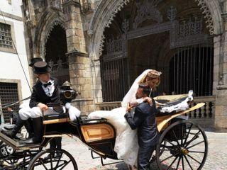 O casamento de Bárbara  e Hélder  1