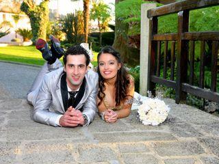 O casamento de Marta e Leandro