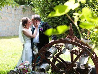 O casamento de Wioleta e Ismael