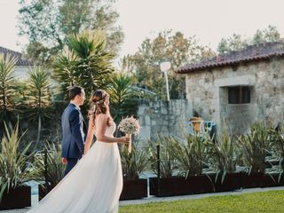 O casamento de Sasa e André