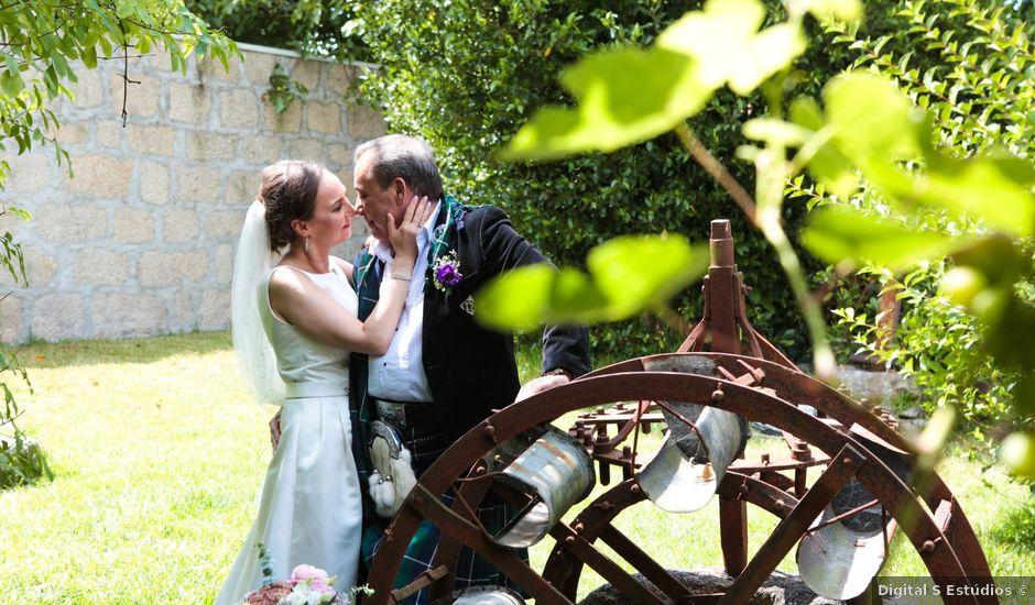 O casamento de Ismael e Wioleta em Gondomar, Gondomar