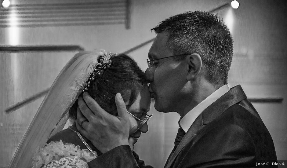 O casamento de Flávio e Ana em Covilhã, Covilhã