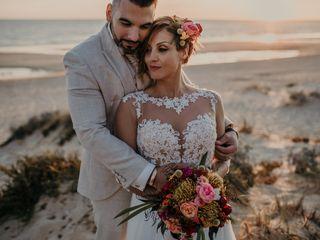 O casamento de Sílvia e Nuno