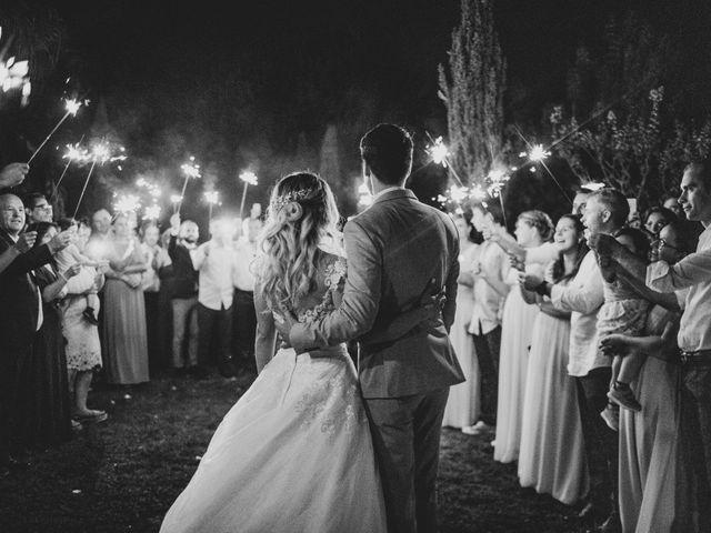 O casamento de Iris e Rogério