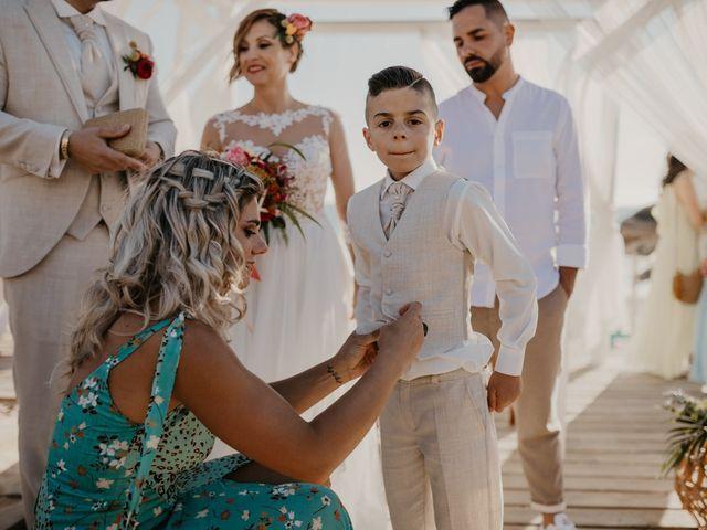 O casamento de Nuno e Sílvia em Fonte da Telha, Almada 10